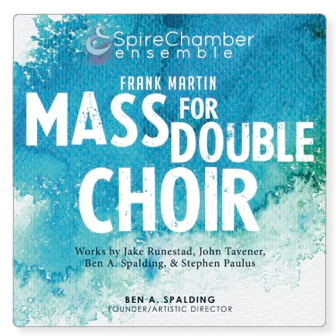 Martin-Mass for Double Choir